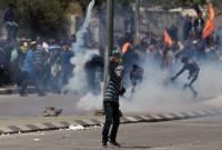 В секторе Газа во время столкновений с израильскими военными погибли более 40 палестинцев