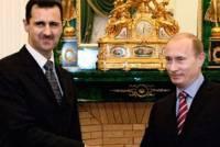 Песков рассказал о встрече Путина с Асадом в Сочи