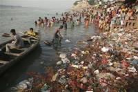 Индия попросила Россию помочь в очистке Ганга