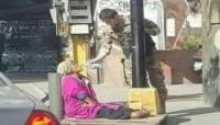 Нищенка, умершая на улице Бейрута, в действительности была долларовой миллионершей