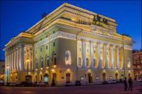 Труппа Александринского театра отправилась на гастроли в Шанхай