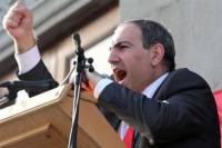 Лидер оппозиции Пашинян стал премьер-министром Армении