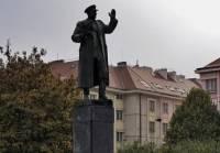 В МИД РФ потребовали найти и наказать вандалов, осквернивших памятник маршалу Коневу в Праге