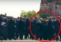 Песков прокомментировал инцидент с ветераном и охранниками Путина