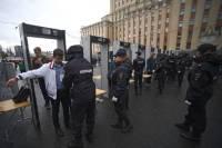 Оппозиция провела митинг в Москве на проспекте Сахарова