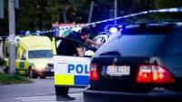 На юге Швеции трое мужчин стали жертвами уличной стрельбы