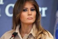 После угроз в адрес сына Меланья Трамп обратилась в Секретную службу
