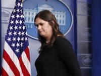 Пресс-секретаря Белого дома попросили покинуть ресторан