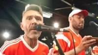 Шнуров и Слепаков представили клип о сборной России по футболу