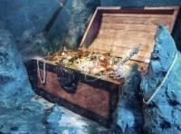 Археологи будут искать сокровища затонувших кораблей по карте астронавта