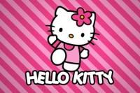 В Японии готовится запуск поезда Hello Kitty