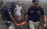 В Гватемале до 38 человек увеличилось число жертв извержения вулкана Фуэго