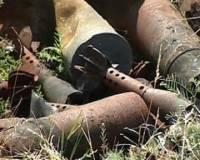 Под Архангельском обезвредили снаряд с ипритом времен интервенции
