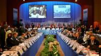 Российские делегаты покинули заседание Парламентской ассамблеи ОБСЕ в Берлине