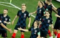 Хорватам удалось обыграть англичан и выйти в финал ЧМ-2018