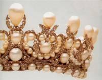 В Историческом музее представлена коллекция драгоценностей из жемчуга Катара
