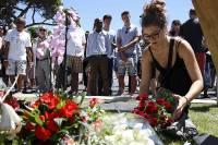 В Ницце вспоминают погибших при теракте 14 июля 2016 года