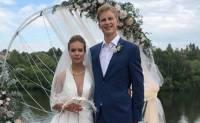 Фигуристка Анна Погорилая вышла замуж за Андрея Невского