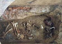 Под Карагандой найдено захоронение древних «Ромео и Джульетты»