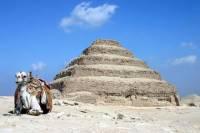 В первой пирамиде Древнего Египта найдена статуя бога Осириса