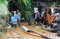 Российские спасатели готовы прийти на помощь школьникам, застрявшим в пещере в Таиланде