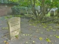 В Лондоне установили плиту над могилой Уильяма Блейка