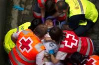 В Испании более 300 человек пострадали при обрушении танцпола