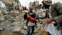 СМИ: 40 детей погибли в Йемене в результате удара ВВС аравийской коалиции