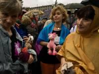 В Москве провели «Марш матерей»