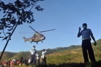 В Якутии ведутся поиски пилота аварийно севшего вертолета