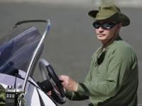 Песков рассказал об отдыхе Путина в Хакасии