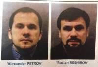 В Лондоне назвали имена россиян, которые подозреваются в покушении на Скрипалей
