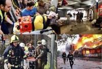 В Боготе при взрыве в полицейской школе погибли 20 человек, около 70 ранены