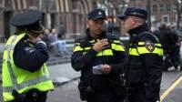 Под рухнувшими в Гааге домами могут быть люди
