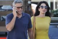 СМИ: После серьезной ссоры Амаль Аламуддин ушла от Джорджа Клуни, забрав детей