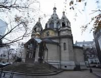 Мишеля Леграна будут отпевать в православном Соборе Святого Александра Невского в Париже