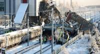 В Дании шесть человек погибли при крушении поезда