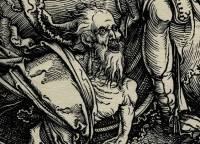 В Нью-Йорке за $612 тыс ушла с молотка гравюра Дюрера «Четыре всадника Апокалипсиса»