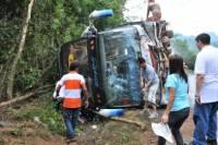 В Таиланде 6 человек погибли в ДТП с туристическим автобусом