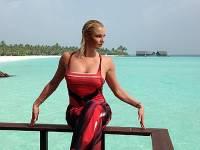 Волочкова решила не возвращаться в Россию