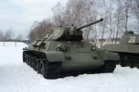 В Россию прибыли переданные Лаосом танки Т-34