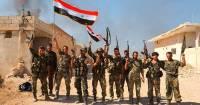Сирийская армия продвигается на курдские территории