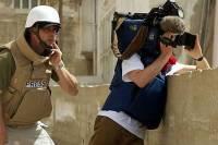 Российские журналисты посетили брошенную американскую базу в Сирии