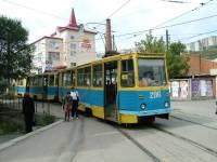 В Приморье насмерть забили кондуктора трамвая