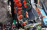 В Перу при крушении автобуса погибли 23 человека
