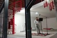 Уфимский скрипач Рустэм Сулейманов после недельного музыкального перформанса потерял 11 кг