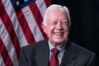 Экс-президент США Джимми Картер снова упал и попал в больницу