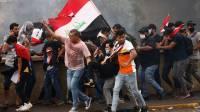 В Ираке жертвами беспорядков стали более 60 человек