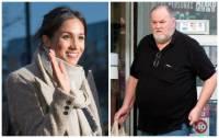 Отец Меган Маркл заявил, что его вынудили опубликовать личное письмо дочери