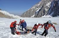 В Хакасии при сходе лавины погиб турист